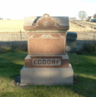 William Egdorf Headstone